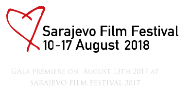 GAla premiere on  August 13th 2017 at SARAJEVO FILM FESTIVAL 2017
